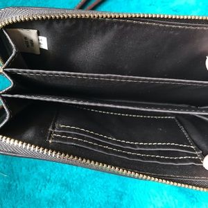 Coach Bags - Coach zip around wristlet wallet